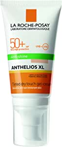 Anthelios Anti-Shine Dry Touch SPF 50+ Tinted Ultra Light Fluid