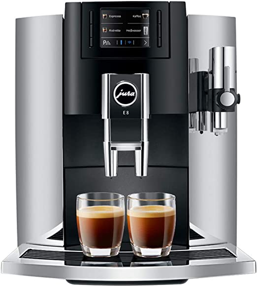 Amazon.com: Jura E8 15271 - Cafetera automática, color ...