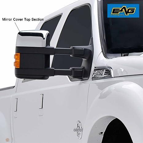 E Autogrilles Eag   Ford F F Half Mirror Cover Super Duty