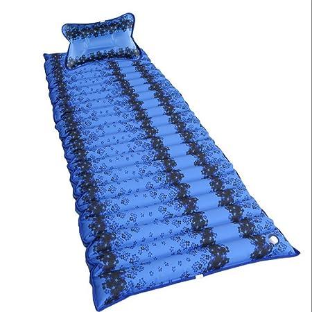 HEAlesd - Cojín Inflable para colchón de Agua, Plegable, Doble Uso ...