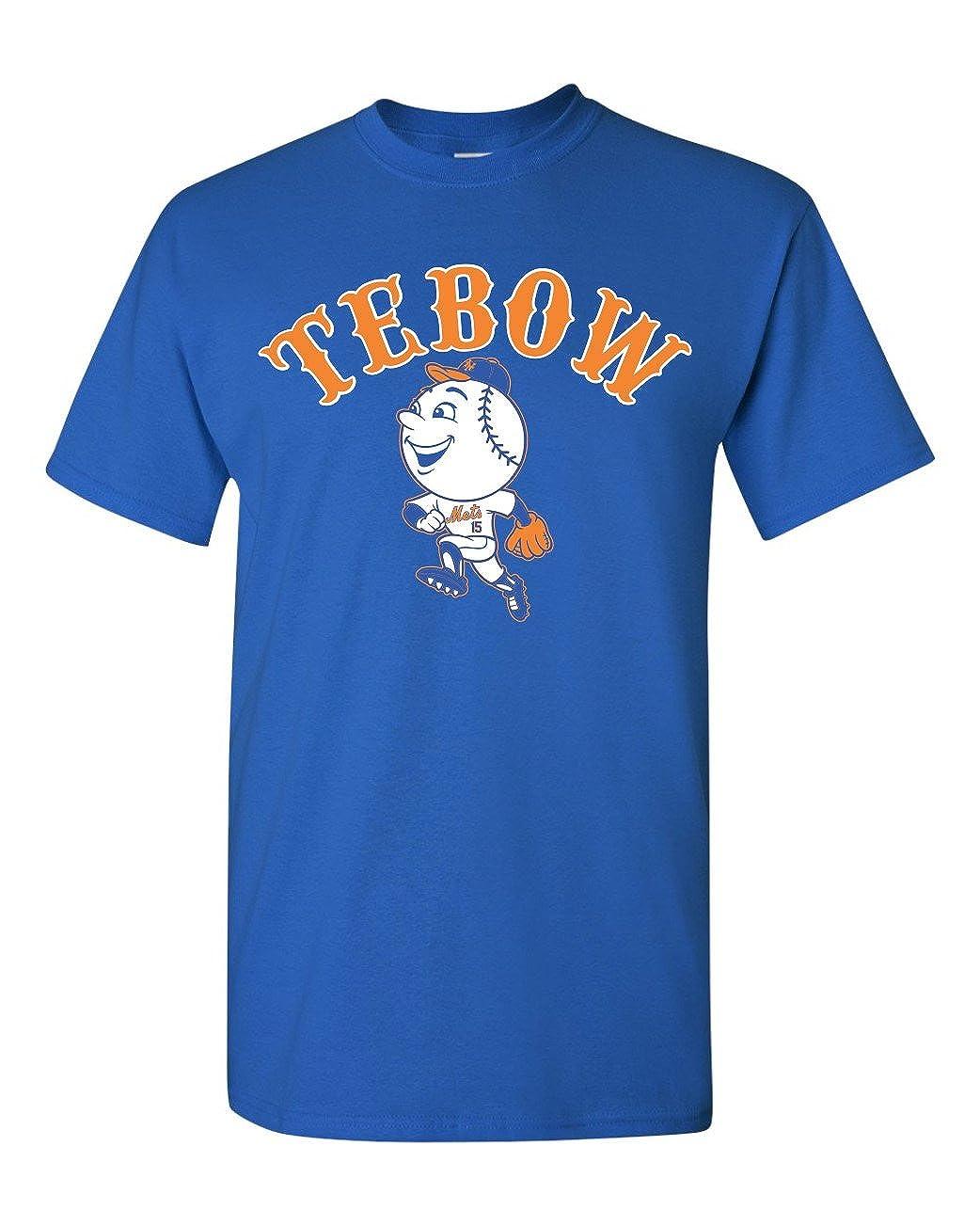 quality design 31dfd 1441e All Things Apparel Tim Tebow Baseball Men's T-Shirt