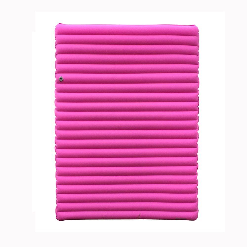 HPLL Aufblasbares Bett-aufblasbares Bett der aufblasbaren Bett-im Freien aufblasbares Bett / dünnes und helles bequemes bequemes Luftpolster- / Mehrfarbenwahlbares feuchtigkeitsdichtes aufblasbares Kissen