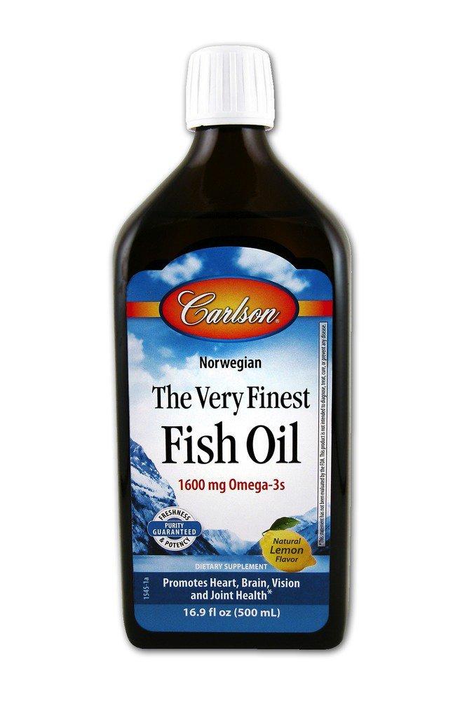 Norwegian fish oil liquid