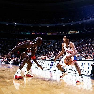 Amazon Com Xxw Artwork Allen Iverson Poster A I Basketball
