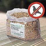Garden Wildlife Direct 25Kg No Wheat Wild Bird Seed Mix