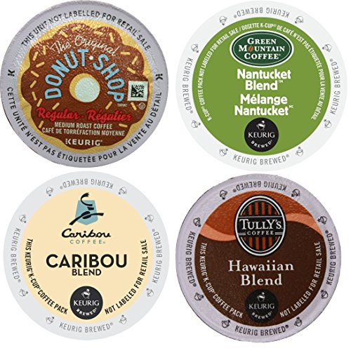 Pack Coffee Variety Pods (Keurig Green Mountain Medium Roast K-Cup Variety Pack, 48 Count)