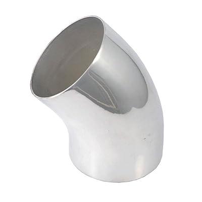 "Spectre Performance 9549 3.5"" 45° Aluminum Elbow: Automotive"