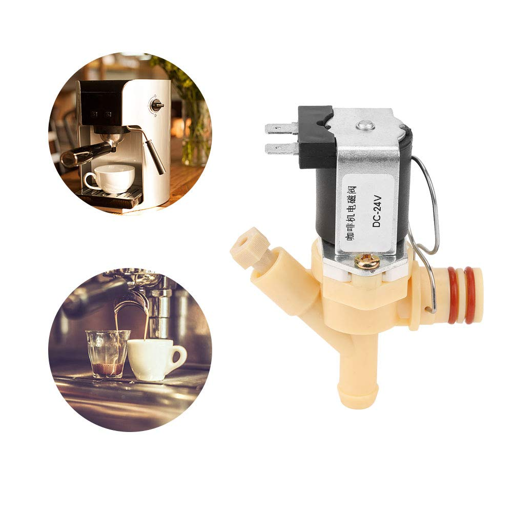 Dc24v Coffee Machine Solenoid Valve DC24V Normally Closed Electric Solenoid Valve Water Valve For Coffee Machine