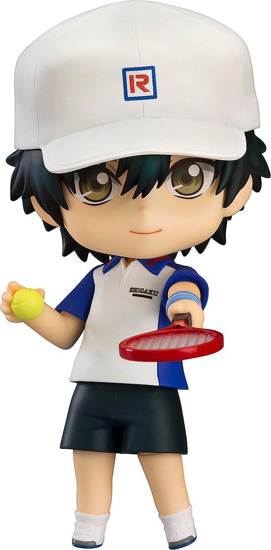 The New Prince of Tennis Nendoroid Action Figure Ryoma Echizen 10 cm Orange Rouge figuren