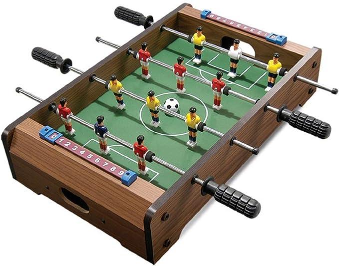 Peggy Gu Juegos de Mesa y Accesorios Mesa de futbolín Juego de ...