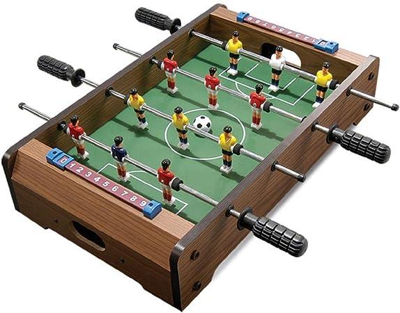 Peggy Gu Juegos de Mesa y Accesorios Mesa de futbolín Juego de fútbol Tabla W/balones