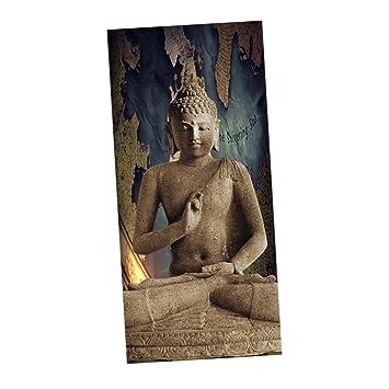 Sharplace Toile Decoration Murale Peinture De Bouddha Pour
