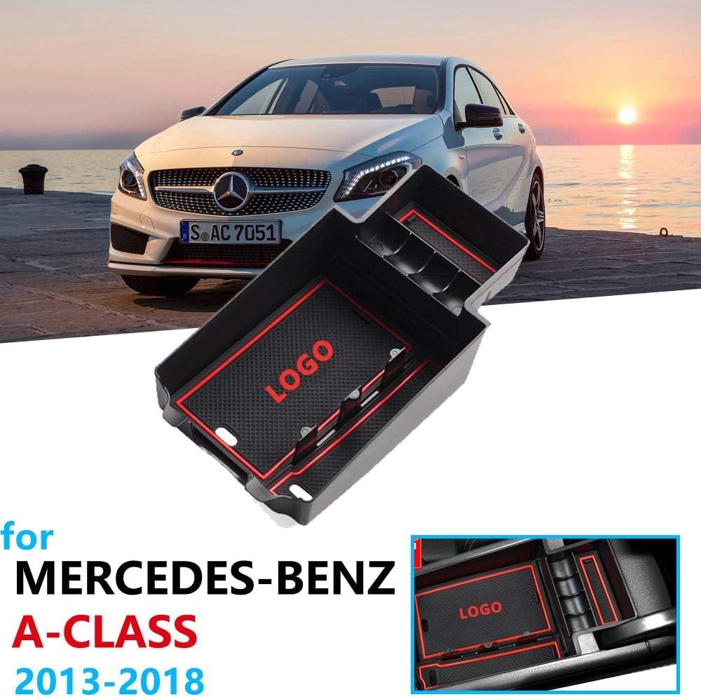 Linfei Accesorios Del Organizador Del Coche Para Mercedes Benz ...