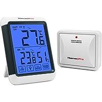 ThermoPro Thermo-hygromètre Numérique Intérieure et Extérieure