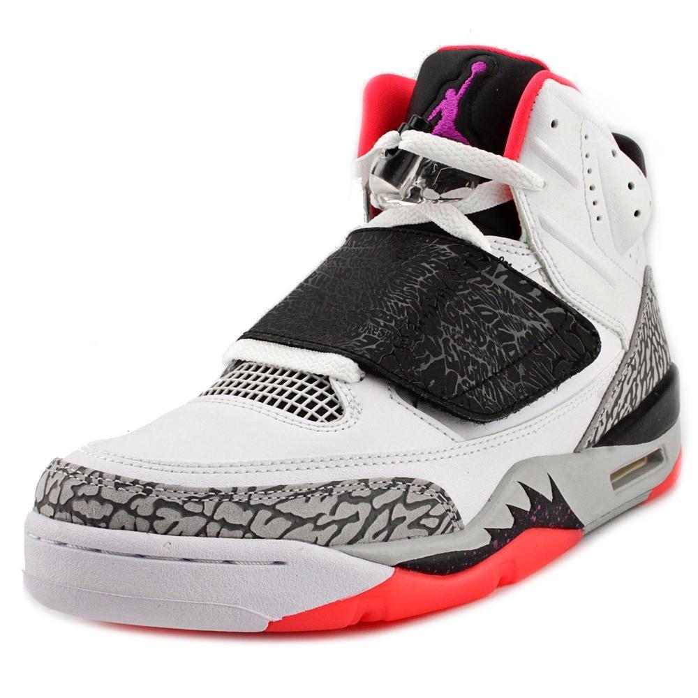 Air Jordan Son Of Stealth-Schuhe  US 7   UK 6   EU 40 WHITE/FUCHSIA FLASH-BLACK-WOLF GREY