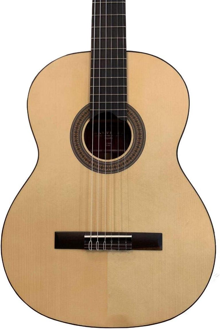 Guitarra Clásica MARTÍNEZ modelo ESPAÑA ES-04S Tapa de Abeto - Fabricada en España