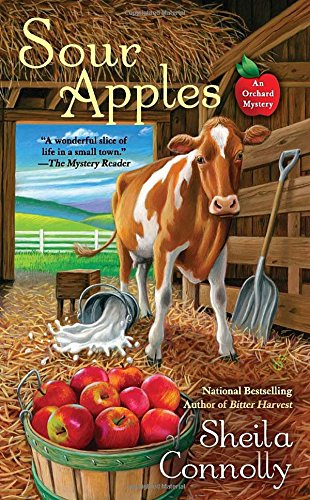 book cover of Sour Apples