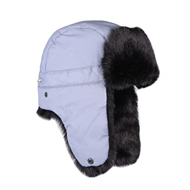 1adc9259369 OBC Only-Beautiful-Couture Women s Bomber Hat Grey Grey Medium ...
