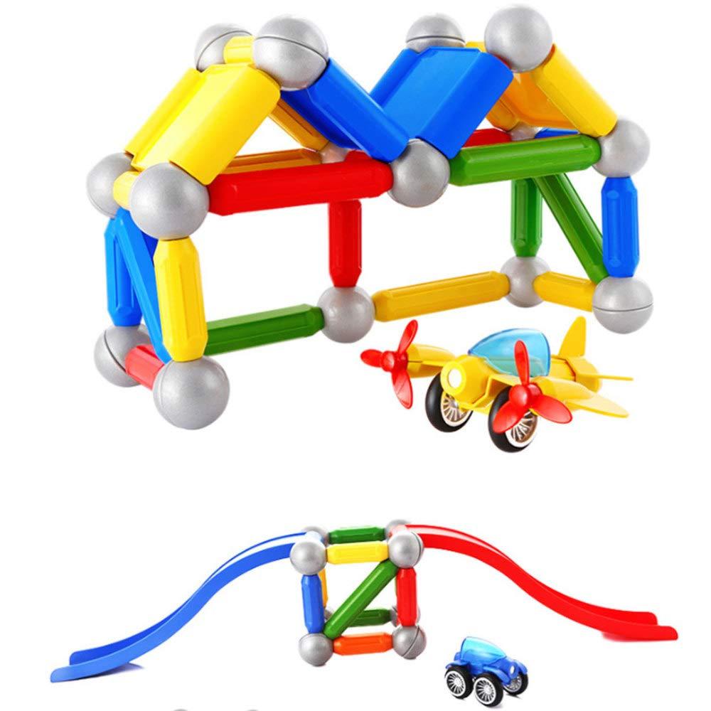 DYMAS Giocattolo Intellettuale Giocattolo dell'aeroplano dell'automobile di Bambini in età prescolare di Puzzle di DIY