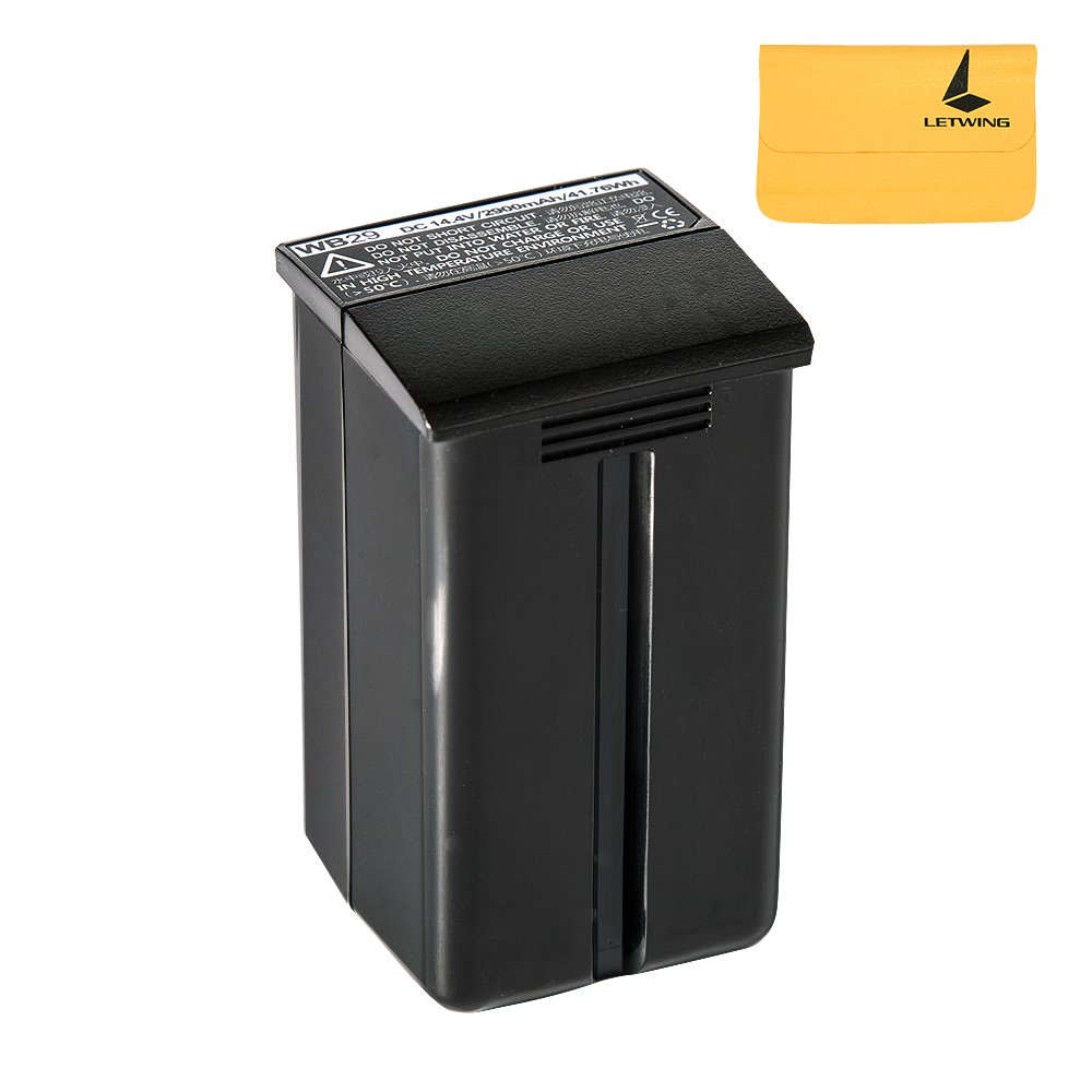 GODOX WB29 DC 14.4V 2900mAh 41.76Wh Lithium Battery Pack for AD200 Pocket Flash Light by Godox