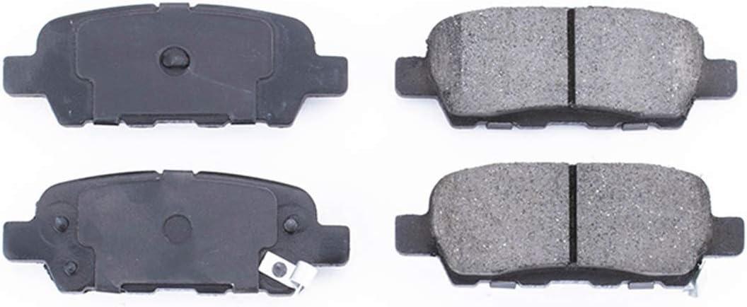 Z17 Rear Ceramic Brake Pads with Hardware Power Stop 17-230
