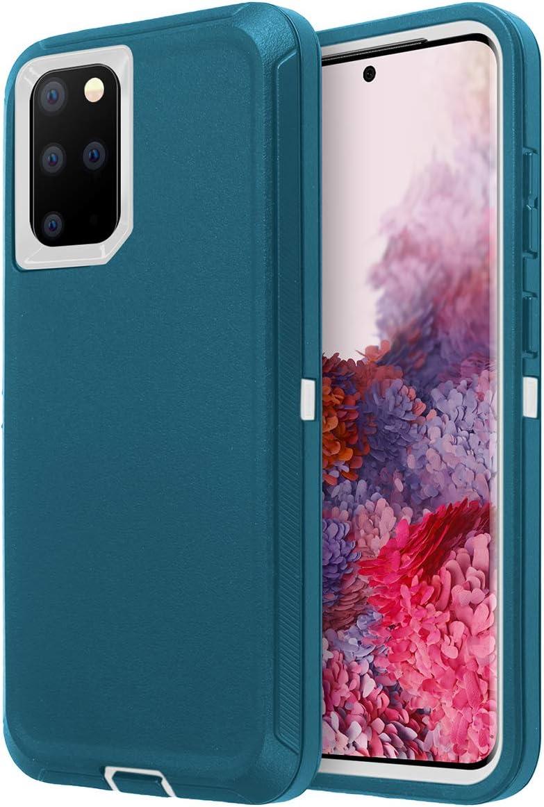 AICase Funda para Samsung S20+ Plus/S20 Plus 5G Carcasa Protectora Funda Anti-Caídas,Funda de protección Triple Capa para Samsung Galaxy S20+ Plus(6.7