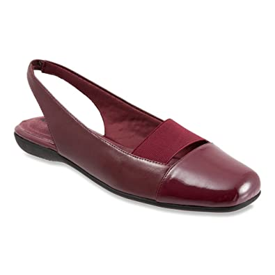 FrenchTrotters Women's 'Sarina' Slingback Flat
