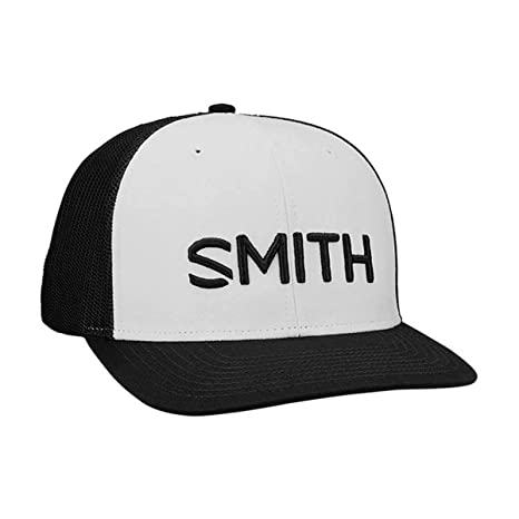 17906ef0f9325 Amazon.com   Smith Quest Hat - Black White - HAT16036OS   Sports   Outdoors