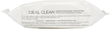 Amazon.com: LOreal Ideal Clean Towelettes, All Skin Types 25 ea (Pack of 3): Beauty