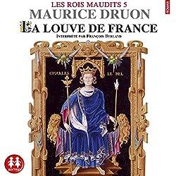 La louve de France (Les rois maudits 5)