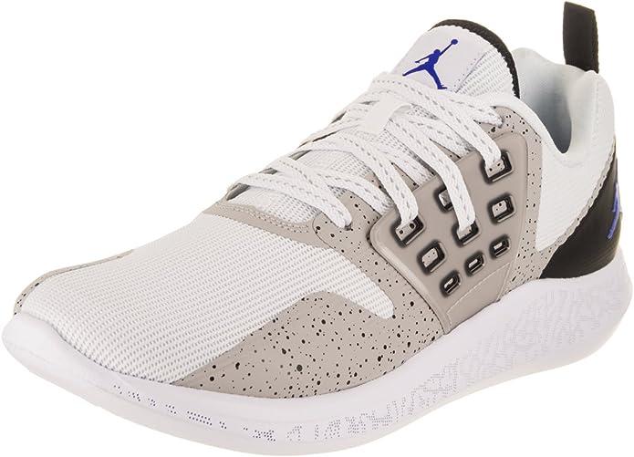 Amazon.com | Jordan Nike Men's Grind Training Shoe 10.5 White ...