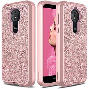 d0a9006b68b4 Amazon.com  USHAWN Moto G6 Case