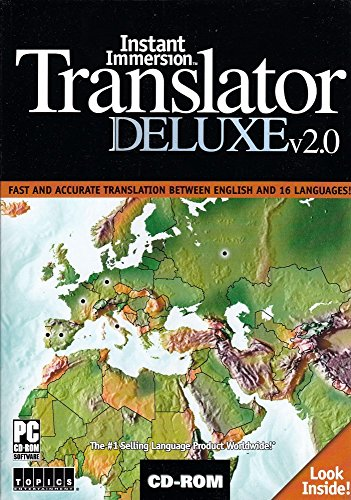 Instant Immersion Translator Deluxe 2.0