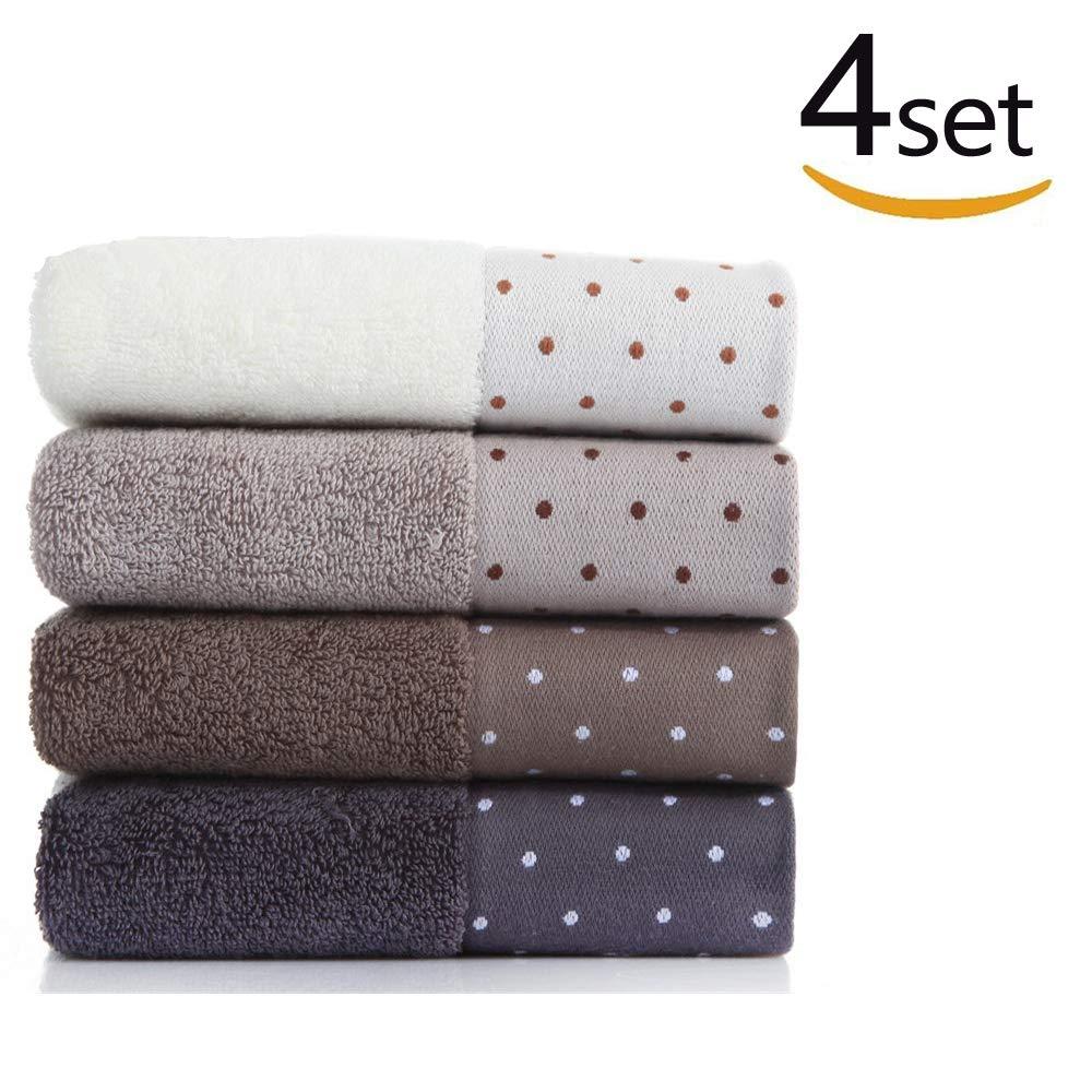 COLORWING 4 SST 34x72 cm 100% Baumwolle Saugfähig Einfarbig Weichen Bequemen Männer Frauen Badezimmer Reise Hand Gesicht Handtuch
