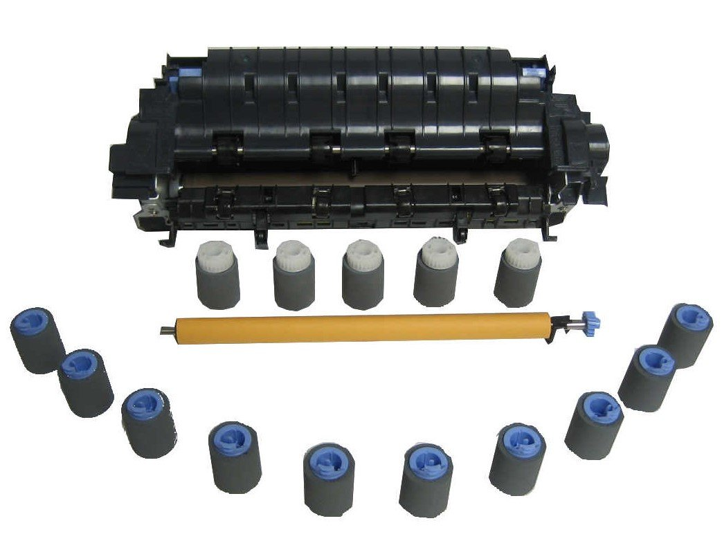 FuserNow Maintenance Kit F2G76A for HP M604/M605/M606 Series includes E6B67-67901 Fuser