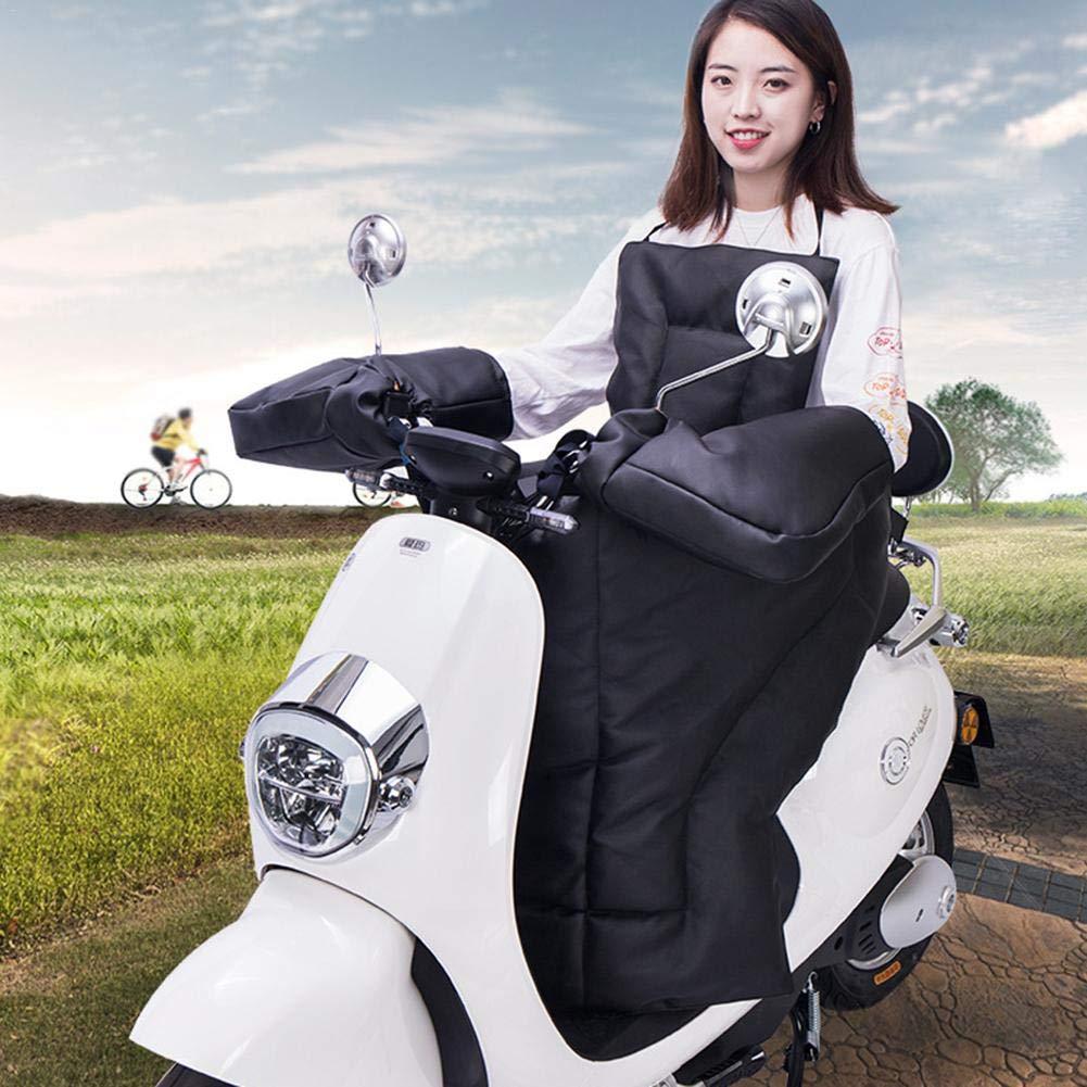 Coprigambe Scooter Universale Con Coprimanopole Impermeabile Alla Pioggia Antifreddo E Tiene Caldo Coperta Per Proteggere Gambe Dal Freddo Per Scooter