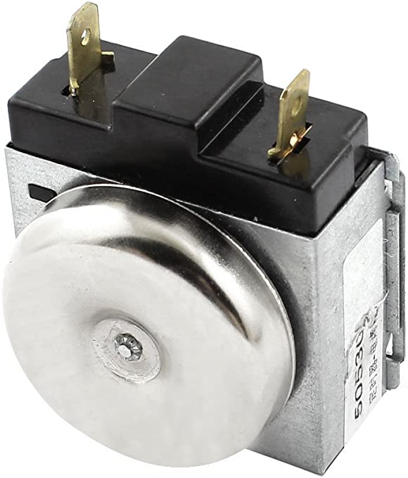 1-3000W Time Controller Switch Half Round Shaft 60 Minutes for Electric Oven