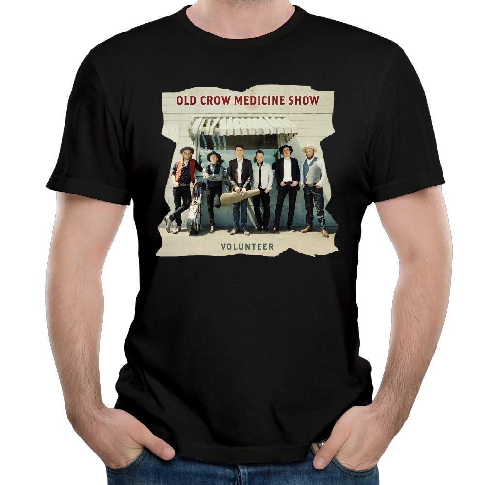 Old Crow Medicine Show Volunr Short Sleeve Top Boy Funny Shirts