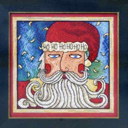 Ho Ho Santa - Cross Stitch Kit ()