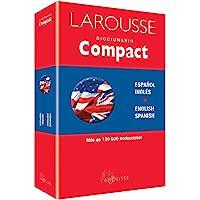 Diccionario compact inglés - español