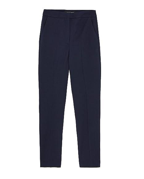 Zara et 7290043 Haute Pantalon Vêtements Taille Femme q6vqrPO