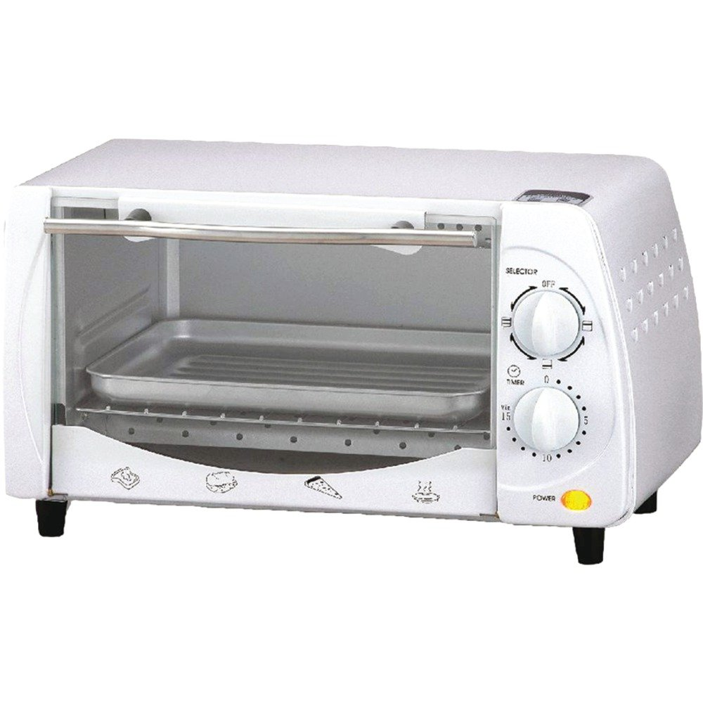 BRENTWOOD TS-345W 4-Slice Toaster Oven Home, garden & living by Brentwood   B01BVZ0Q42