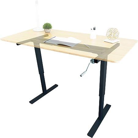 Ergo Elements Reglable En Hauteur Debout Desk Avec Manuel