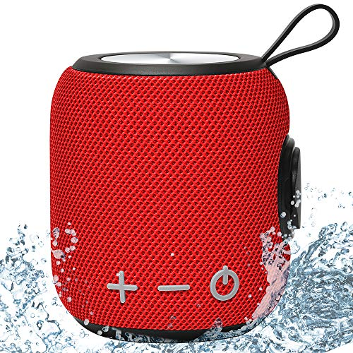 10 - Portable Bluetooth Speaker,SANAG Bluetooth 5.0 Dual Pairing Loud Wireless Mini Speaker, 360 HD Surround Sound & Rich Stereo Bass,12H Playtime, IPX6 Waterproof for Travel, Outdoors, Home and Party