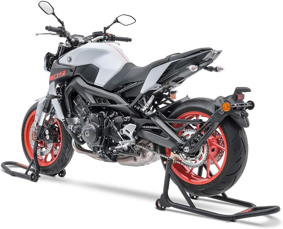 Montageständer Set Für Kawasaki Er 6n Er 6f Motorradständer Vorne Hinten St6 Auto