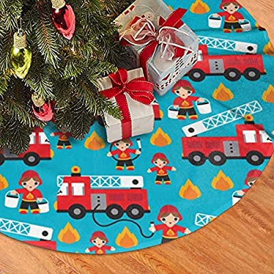 Fire Truck Christmas Decorations Outdoor  from images-na.ssl-images-amazon.com