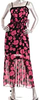 Kensie Women's Floral-print Maxi Dress
