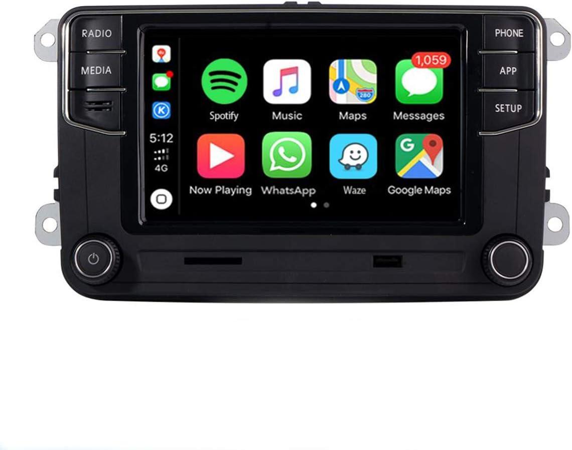 Amzparts RCD360 RCD330 Carplay MIB Car Radio fit for Golf 5 6 Jetta MK5 MK6 Polo Passat B6 B7 CC Tiguan 6RD 035 187B