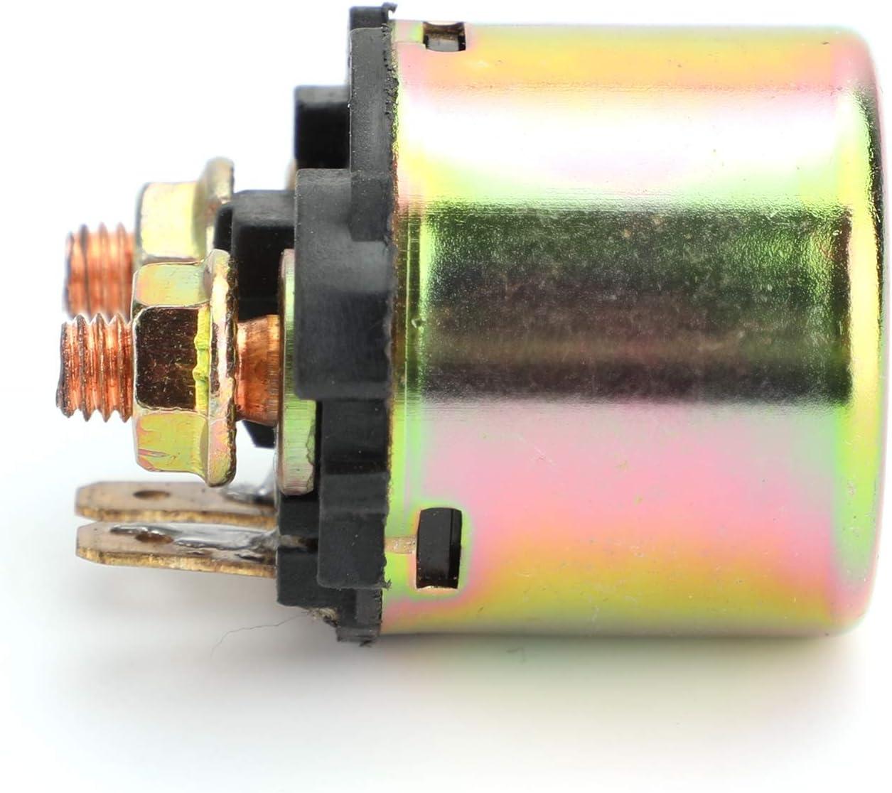 Topteng Solenoid Relay Starter for KAWASA-KI BAYOU 300 KLF300C 4X4 KLF300B KLF 1989-2002