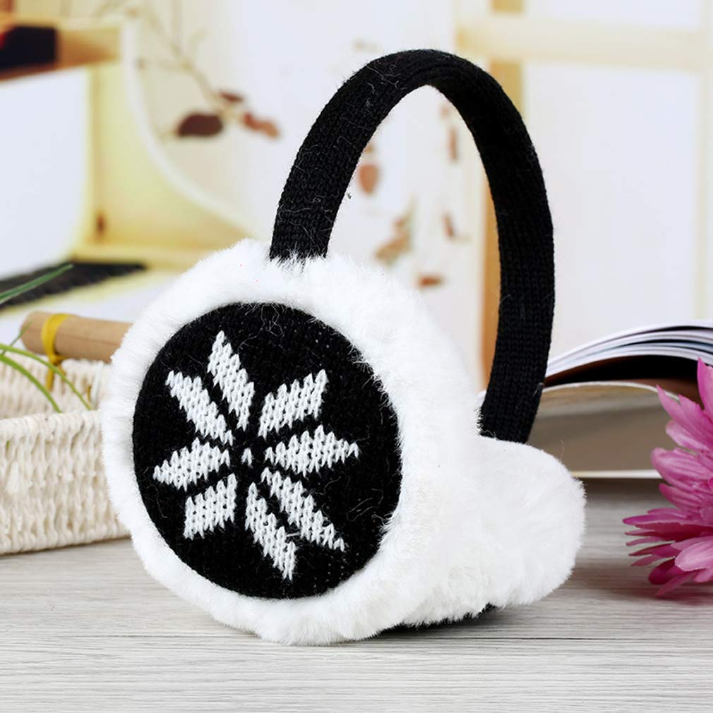 Iumer Knitted Plush Earmuffs $...